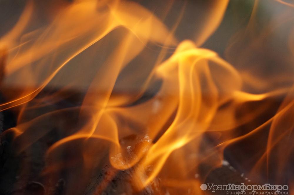 ВТюменской области вмашине живьем сгорели три человека