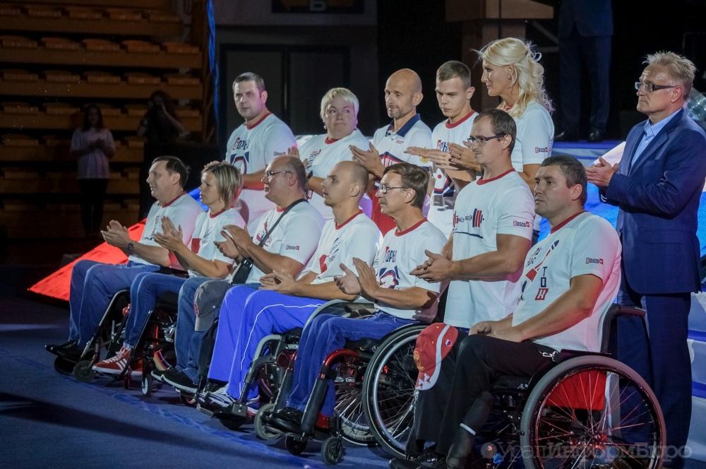 Мутко пообещал паралимпийцам состязания вХМАО вместо Олимпиады