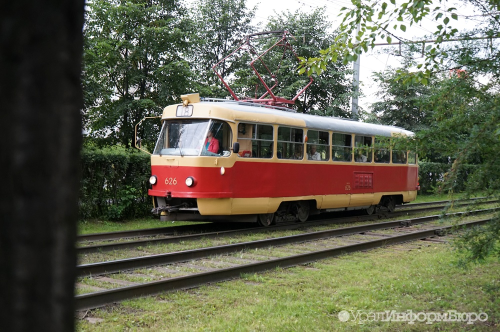 Высокоскоростной трамвай изЕкатеринбурга вВерхнюю Пышму могут открыть в 2019-ом