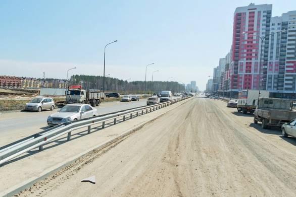 Километр дороги изАкадемического на иную  окраину города обойдется в360 млн.