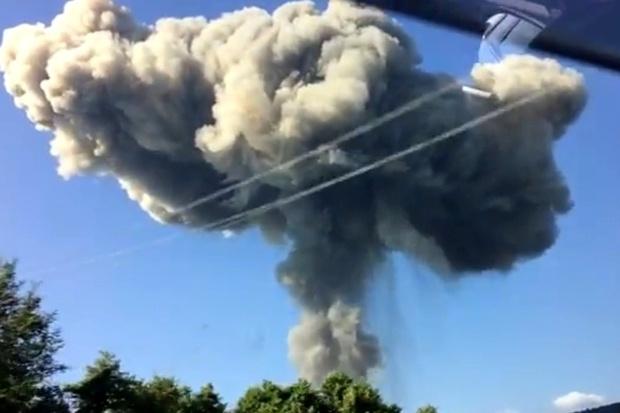 Две жительницы Питера погибли при взрыве вАбхазии вовремя конной прогулки