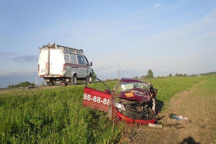 Нетрезвый шофёр угробил четверых человек натрассе Тюмень— Ханты-Мансийск