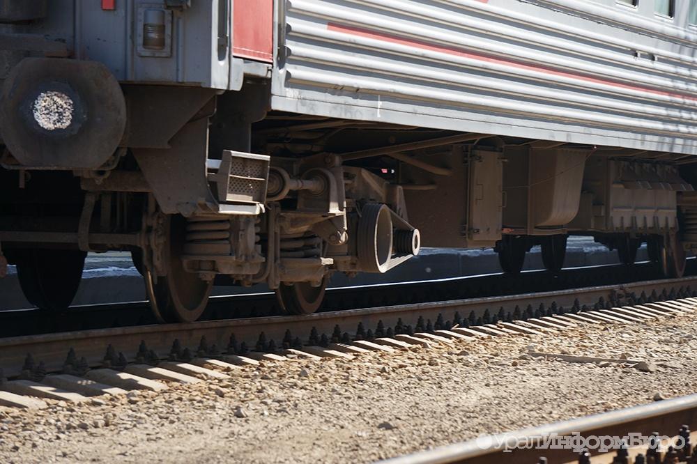 Следующие через Сургут поезда прибывают с задержками