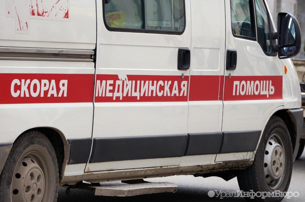 Натрассе М-5 «Урал» столкнулись 3 грузового автомобиля илегковушка