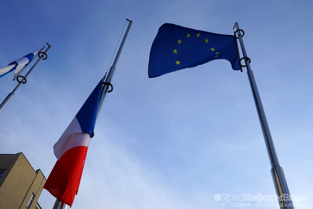 ВБрюсселе эвакуировали строение  СоветаЕС