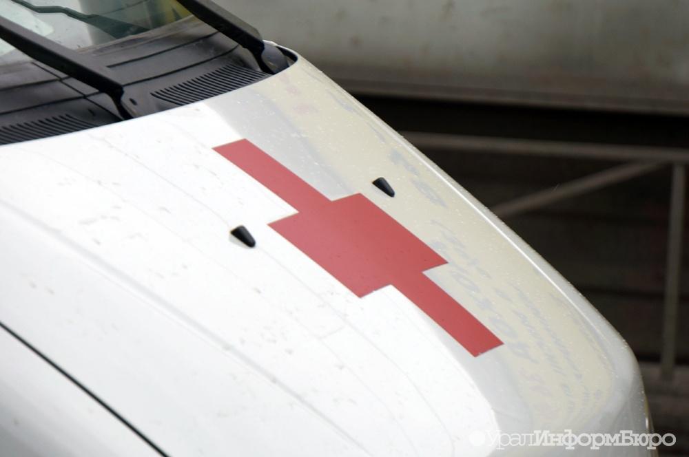 ВКурганской области в трагедии погибли шофёр идва его пассажира
