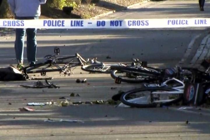 Устроившему атаку вНью-Йорке шоферу фургона предъявили обвинения втерроризме