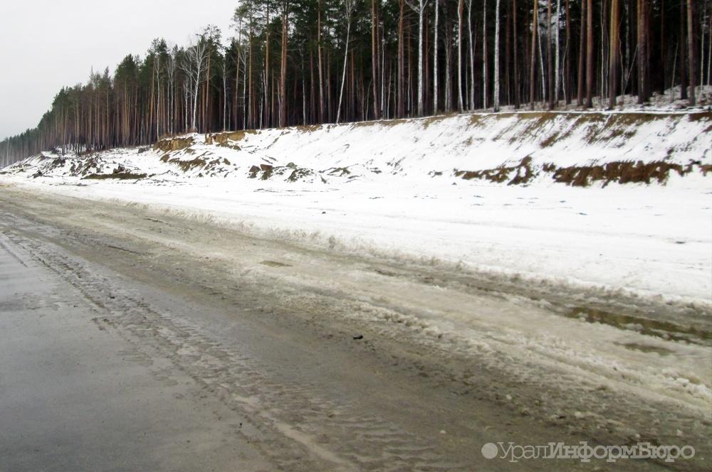 На трассах будет опасно: Свердловскую область ночью накроет мокрый снег