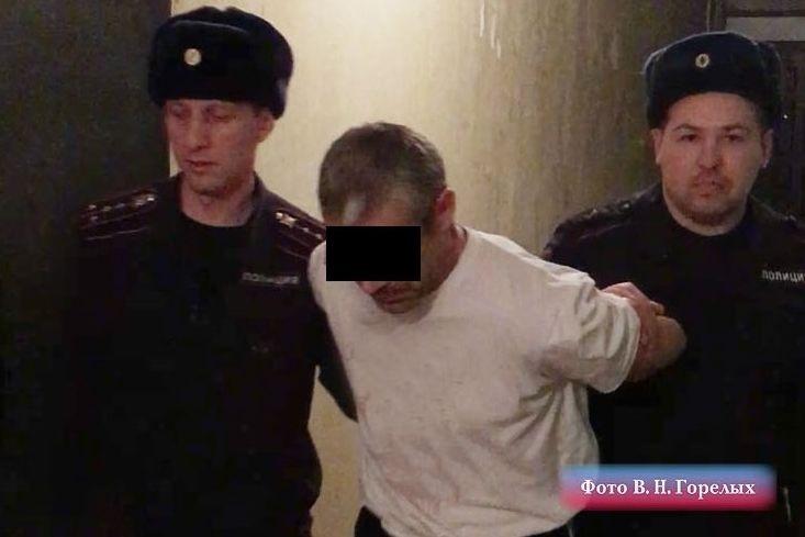 ВЕкатеринбурге надва месяца арестовали подозреваемого визнасиловании школьницы