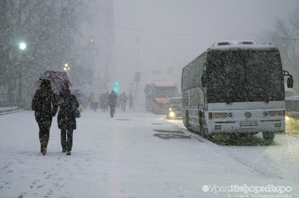 Вожидании снега: свердловские дорожники готовятся кнепогоде