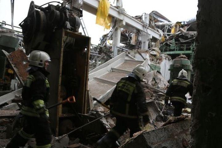 Трое человек обвиняются всмерти рабочих при обрушении наЗиКе вЕкатеринбурге