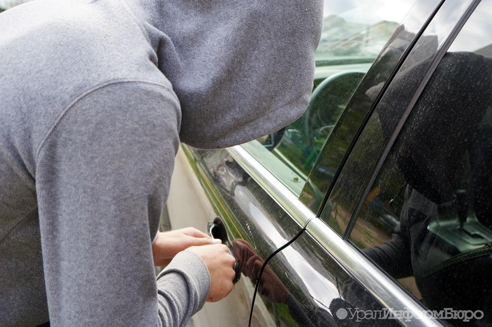 ВНижнем Тагиле осудили серийных угонщиков авто