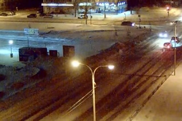 Немыслимое явление: вЕкатеринбурге 2-ой раз занеделю пролетел метеорит