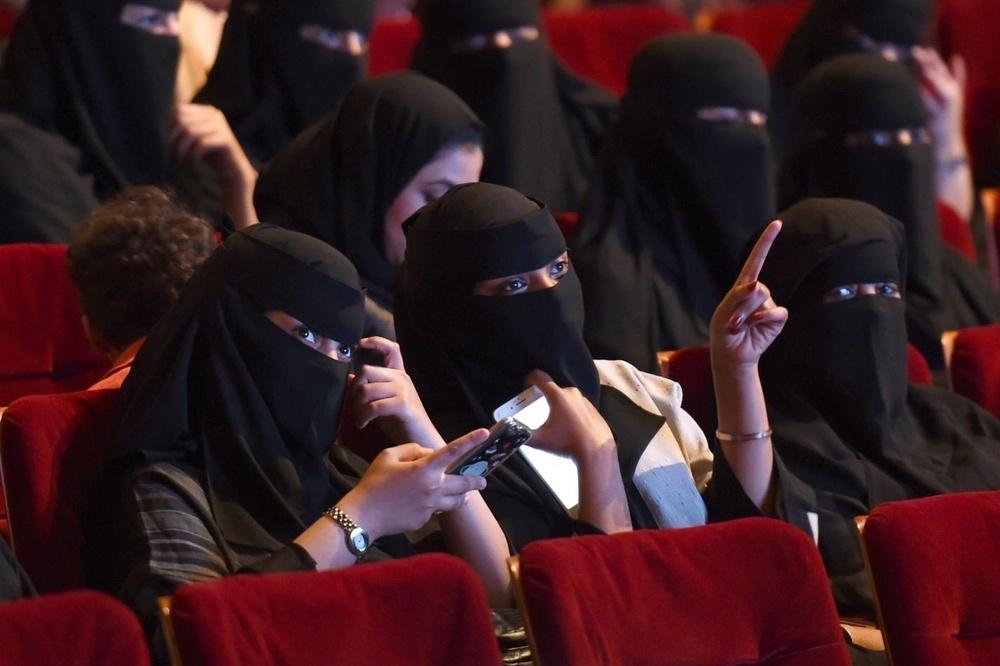 ВСаудовской Аравии впервый раз за35 лет собираются открыть кинотеатр