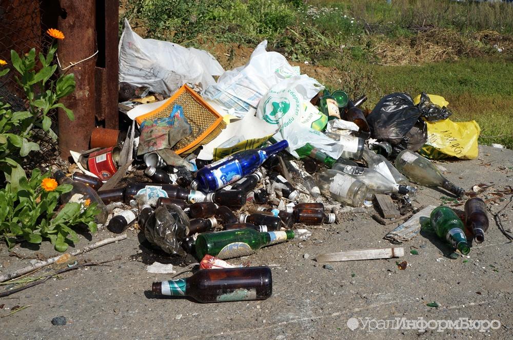 Из-за мусорного коллапса вЧелябинске действует режим повышенной опасности