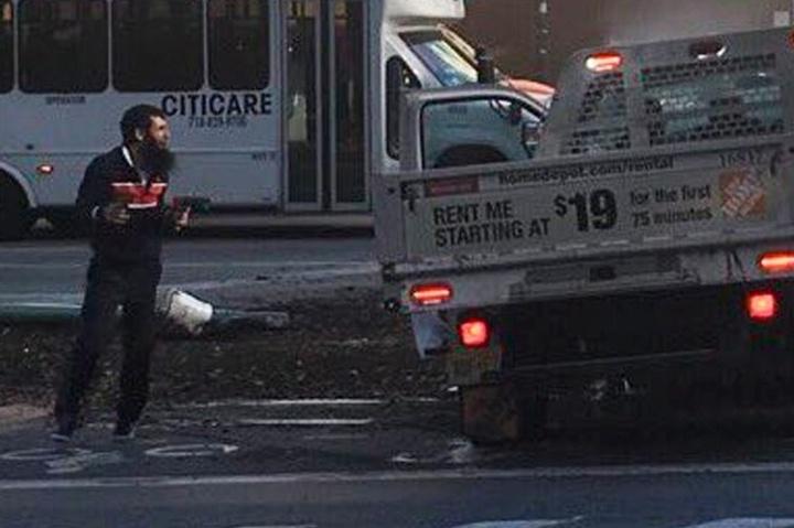 МИД Узбекистана проверяет личность исполнителя теракта вНью-Йорке