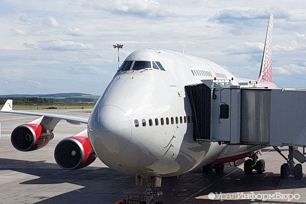 Пентагон купит для Трампа два Boeing 747, заказанные «Трансаэро»— Забытый флот