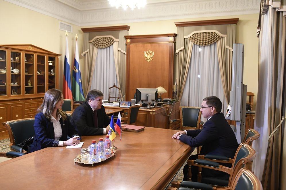 Молдавия хочет открыть торговый дом вТюменской области