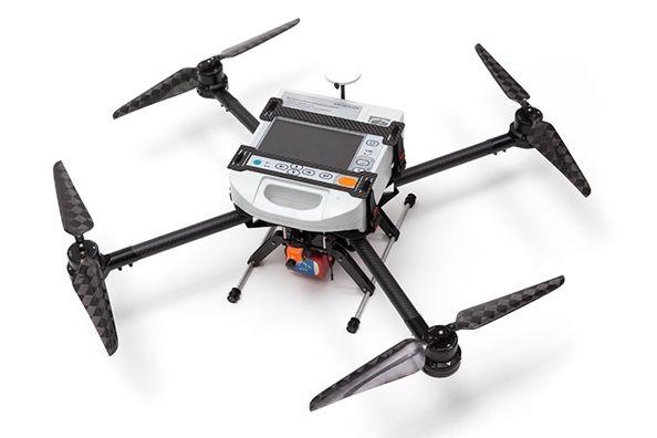 Русские ученые показали навидео, как работают новые дроны-дефибрилляторы