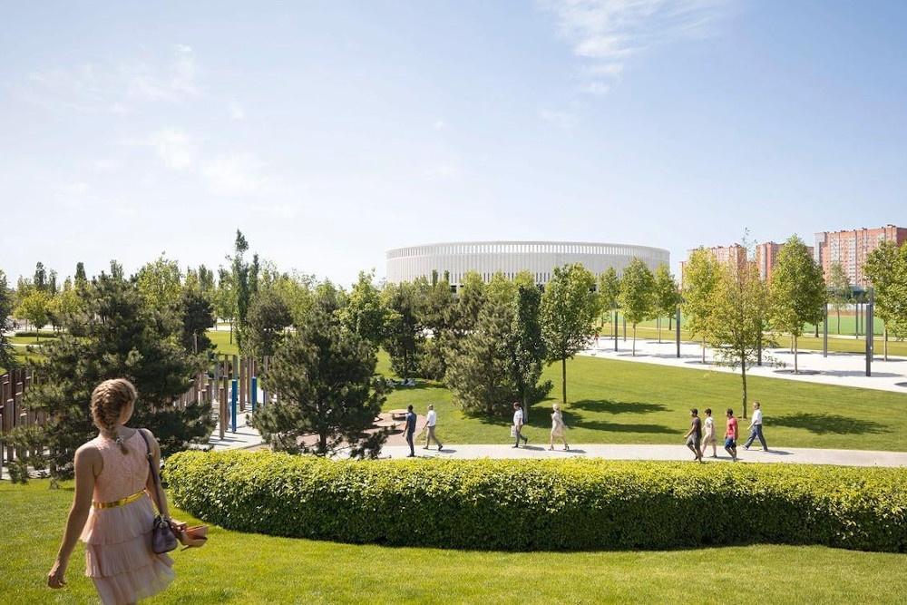 В центре Екатеринбурга разобьют новый роскошный парк