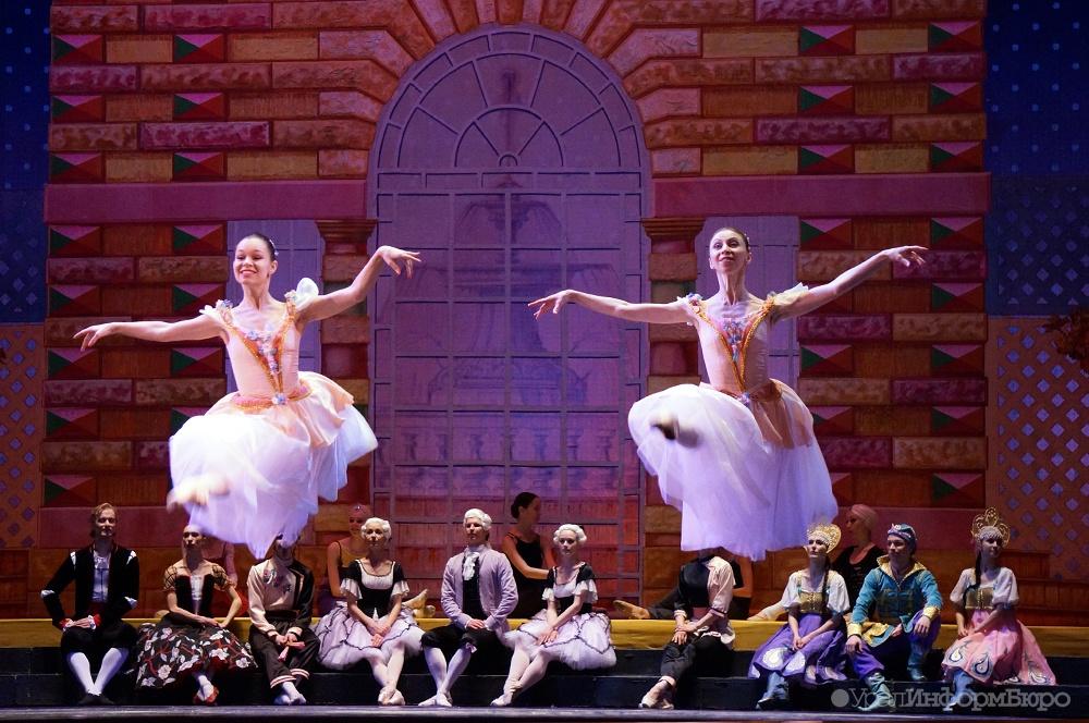 Екатеринбургский театр оперы и балета примерил новую'Золотую маску