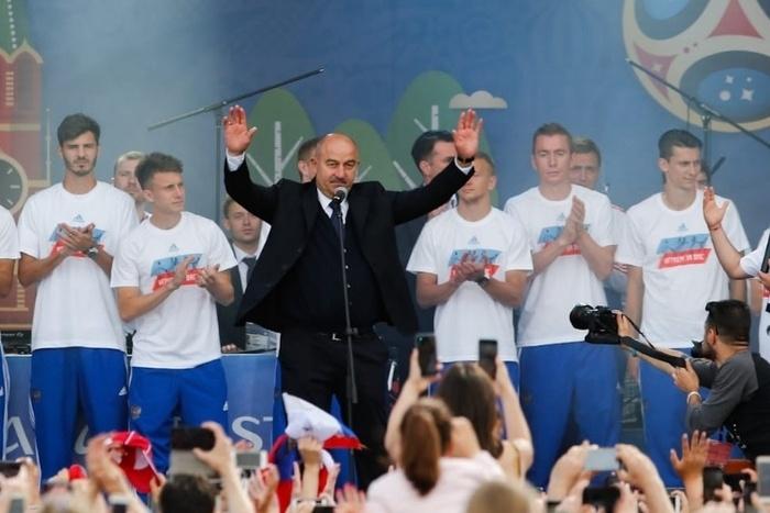 Сборную Российской Федерации пофутболу наградят в государственной думе