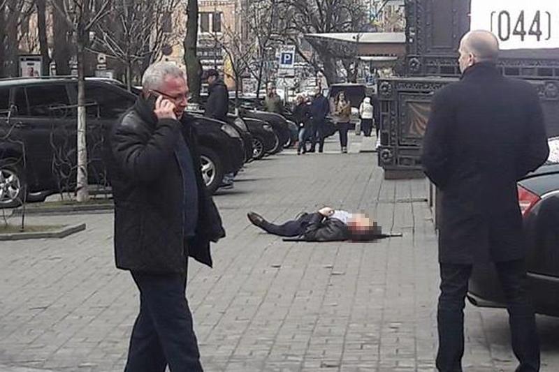 Бывшего депутата Государственной думы  Дениса Вороненкова убили вКиеве