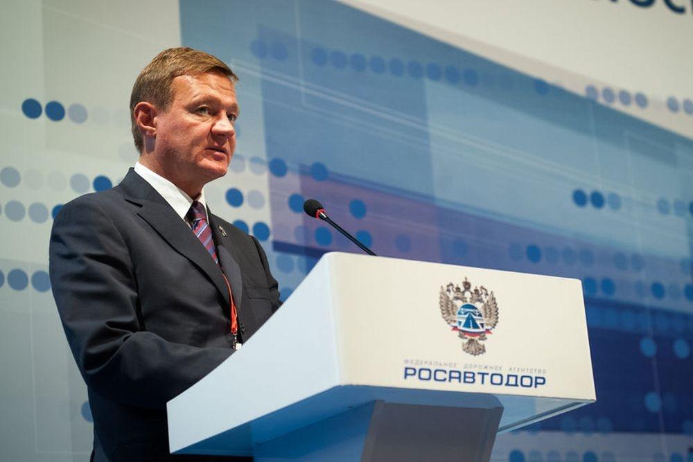 Руководитель Росавтодора проинспектировал ремонт дорог вУдмуртии