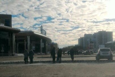 Из-за снаряда вЕкатеринбурге эвакуированТЦ «Глобус»