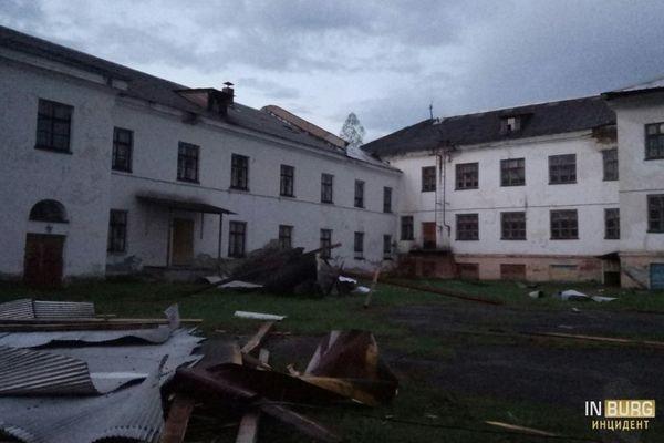 ВСвердловской области наликвидацию последствий урагана выделят неменее 100 млн. руб.
