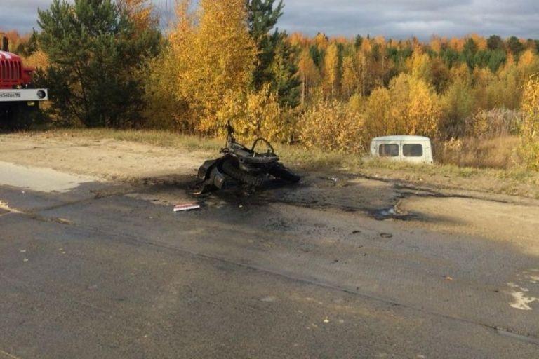 ВЮгре сотрудник ГИБДД насмерть сбил подростка намотоцикле