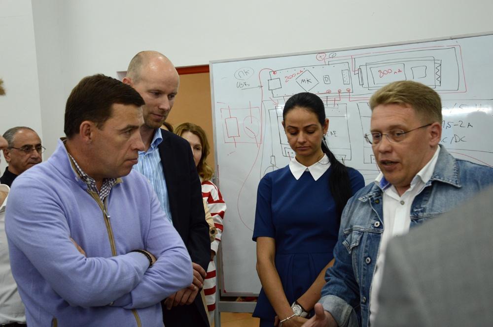 Свердловский губернатор сравнил противников возведения Храма-на-воде собщественными террористами