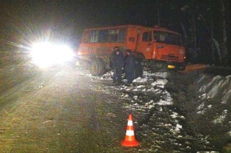 ВЮгре «УАЗ» столкнулся с фургоном, пострадали 3 человека
