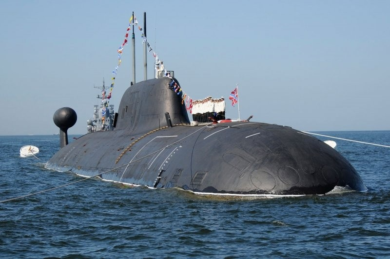 В Российской Федерации разработали гражданскую подводную лодку
