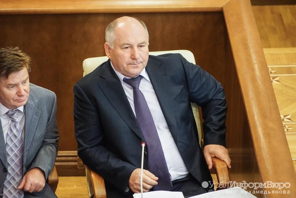 Избран руководитель избиркома Свердловской области