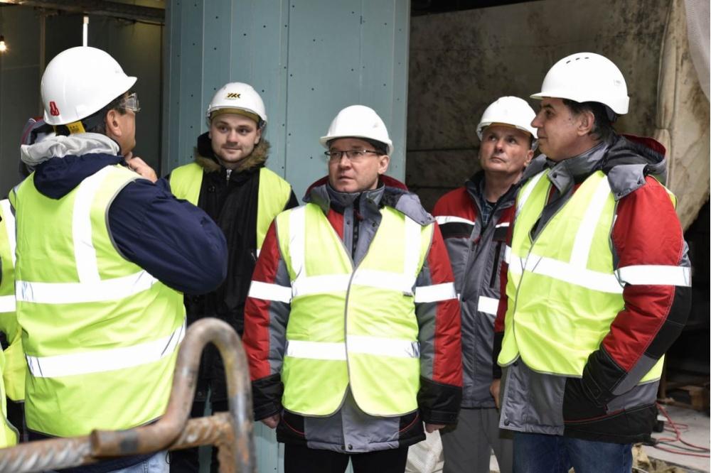 ВТюмени идет строительство современного медицинского центра