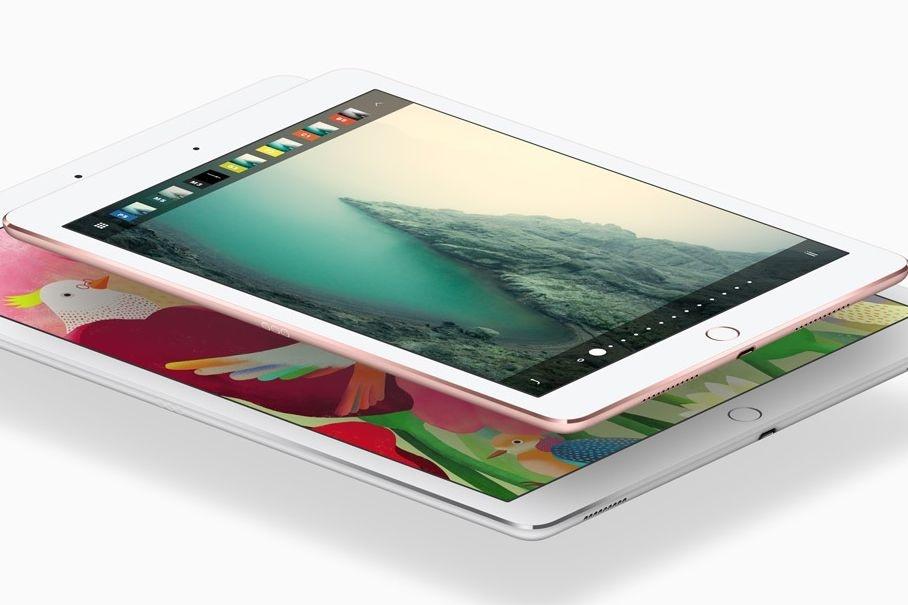 Следующий iPad лишится кнопки Home