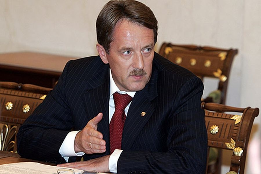 Вице-премьерРФ объявил, что Российская Федерация «проклята»