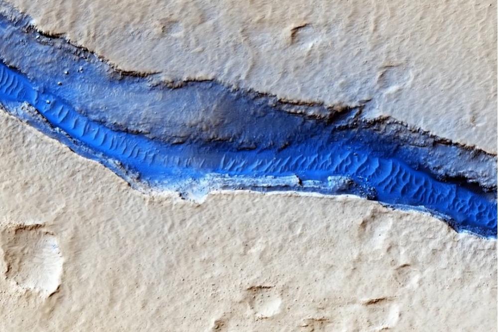 NASA показало все красоты'Живого Марса