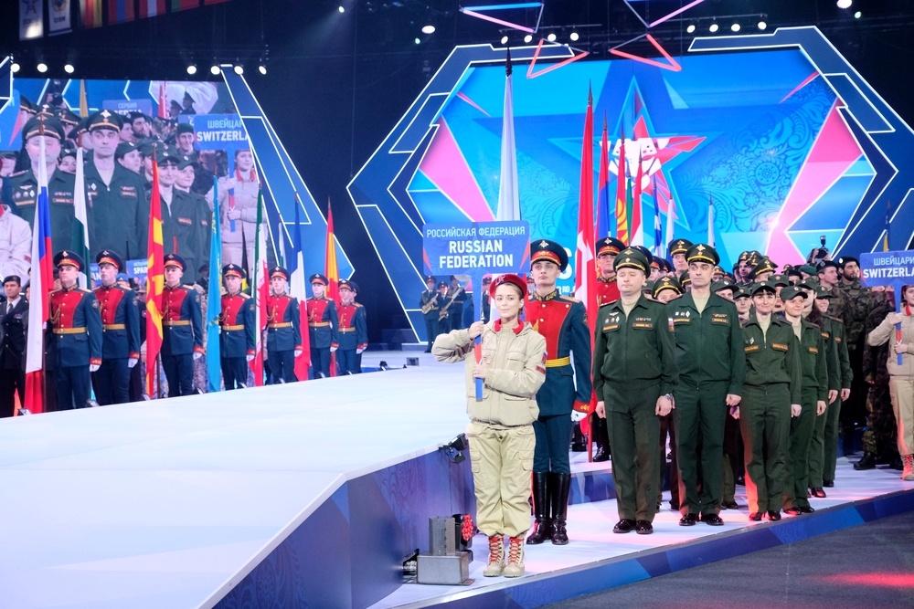 Екатеринбург вполне может стать столицей Всемирных военных игр в 2023