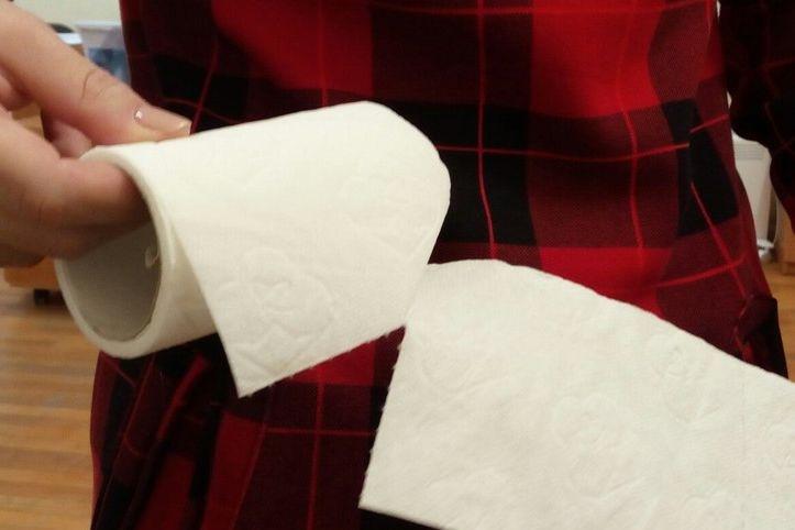КНР начнет борьбу спохитителями туалетной бумаги сканированием лиц