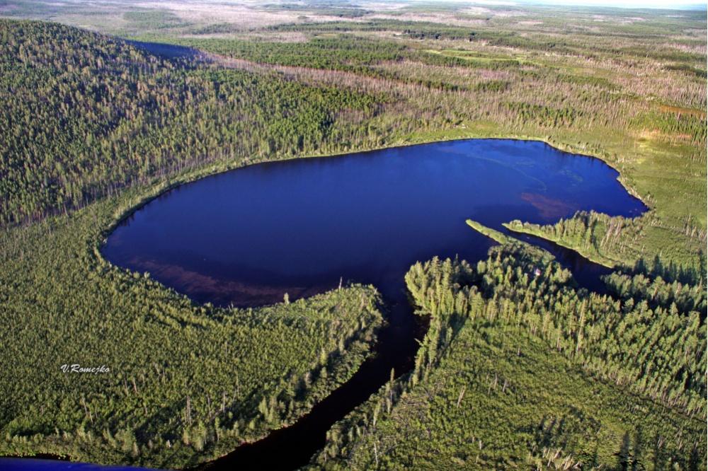 Русские ученые поведали, почему озеро Чеко произошло неотТунгусского метеорита