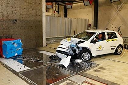 Назван самый опасный автомобиль вистории краш-тестов