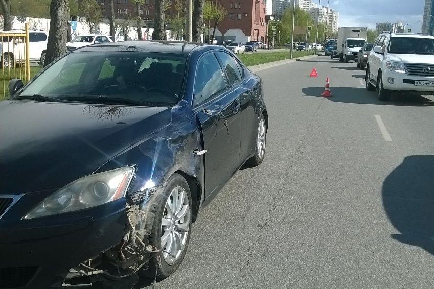 Пешеход, которого сбил напереходе наМашинной парень зарулём Лексус, скончался