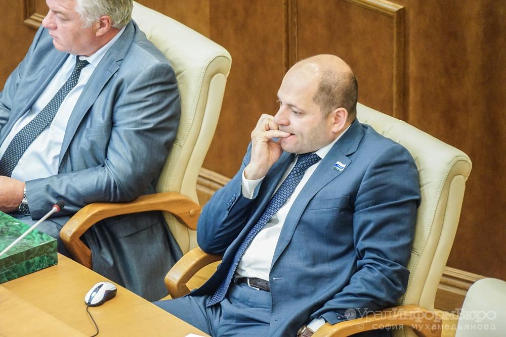 Депутат-банкрот Гаффнер оказался гол как сокол Сегодня в16:25