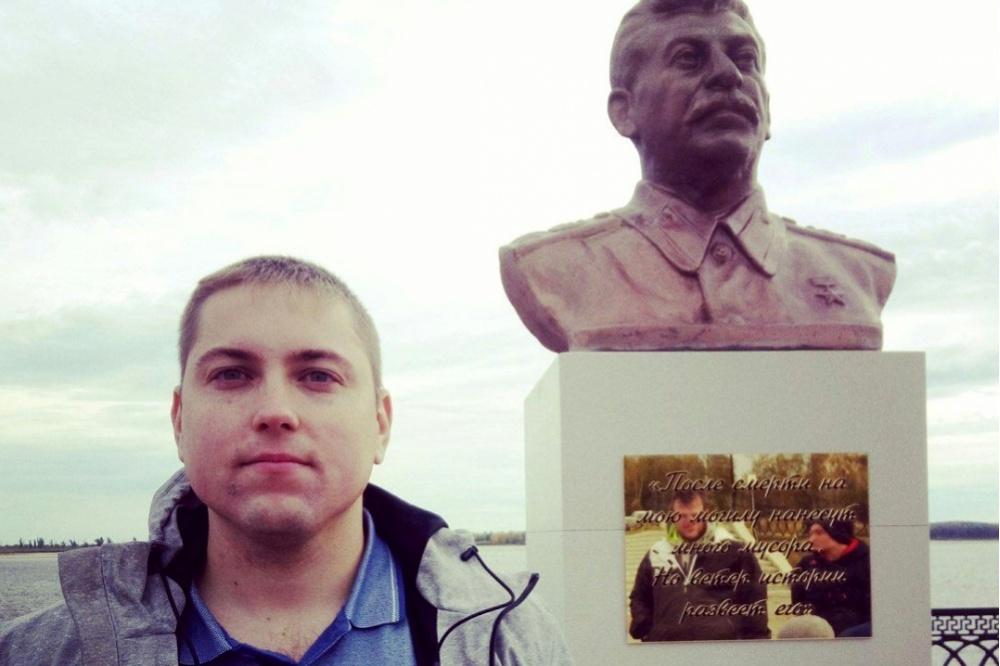 Сургутского сталиниста арестовали запортрет Власова наакции памяти жертв репрессий