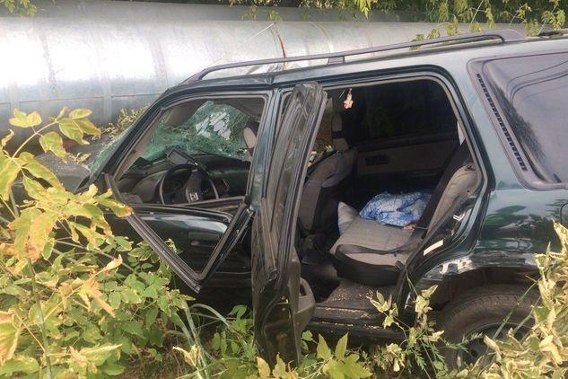 ГАИшники расследуют трагедию наулице Луганской, где пострадал ребенок
