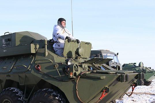 Войска ЦВО приведены вполную боеготовность