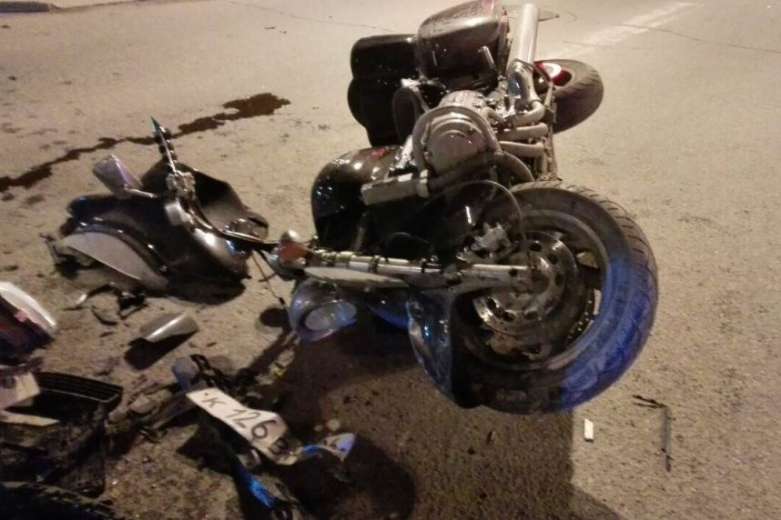 Осуждена тагильчинка, сбившая на Audi мотоциклиста