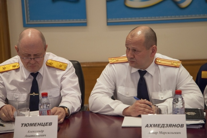 Руководитель СКнастроил подчиненных на неменее исправную работу собращениями жителей
